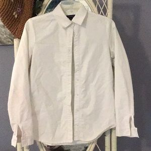 Lands End buttoned down shirt